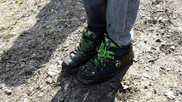So müssen Schuhe aussehen!