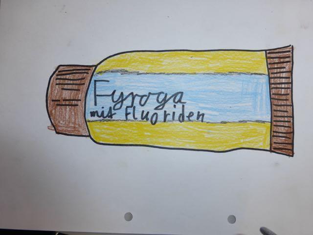 Wichtig: Mit Fluoriden!